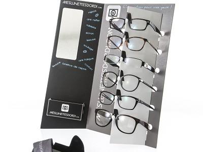 Présentoir lunette