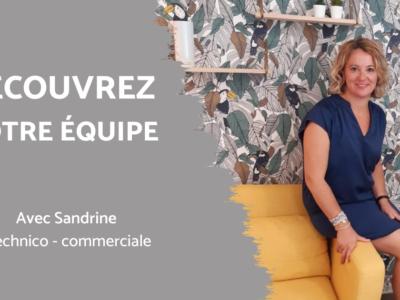 Sandrine - Technico-commerciale